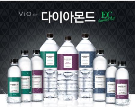 [무료배송] 생수/ 코카콜라 씨그램워터 미네랄워터 휘오 다이아몬드EC 300ml/500ml x 20/40개