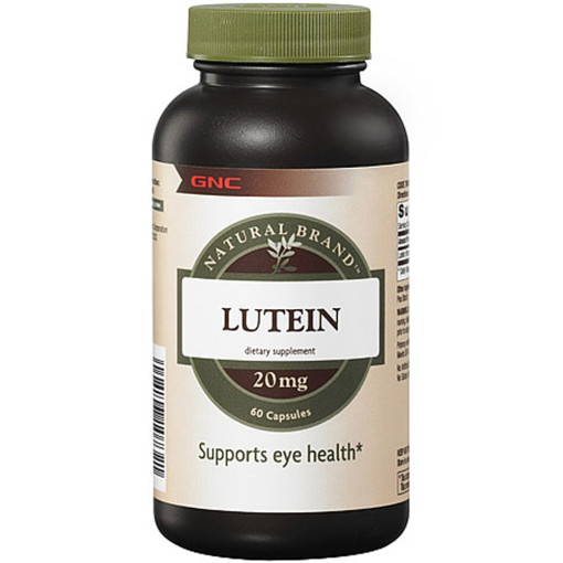 LUTEIN 20 MG 60 Caplets