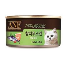 ANF 캣 참치무스 캔 95g (흰살참치)