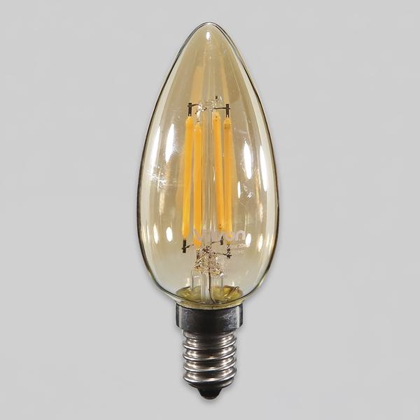 LED 에디슨 촛대구 비츠온 4W E17 전구 KS에디슨램프 - 조명천지, 4,600원, 디자인조명, 팬던트조명