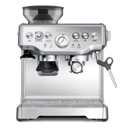 브레빌 커피머신 BES870 바리스타 익스프레스 -스텐레스 스틸