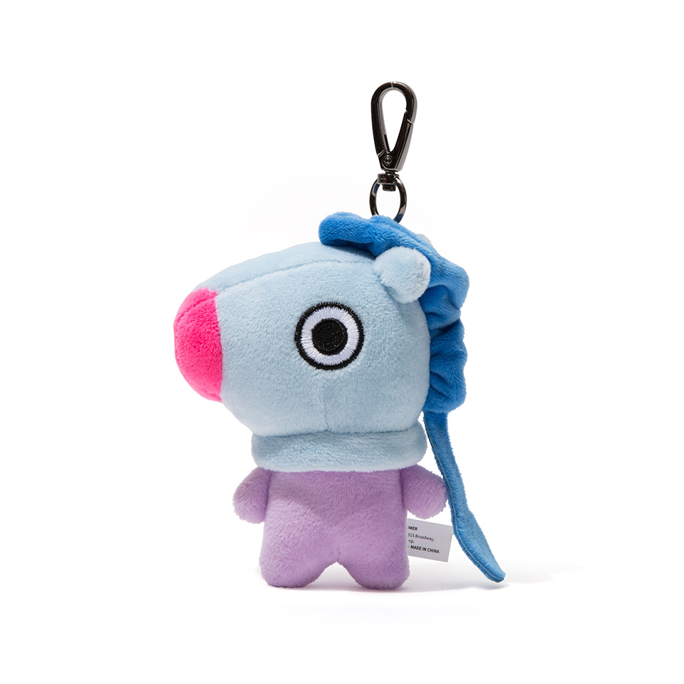 Bt21 Bag Charm Doll