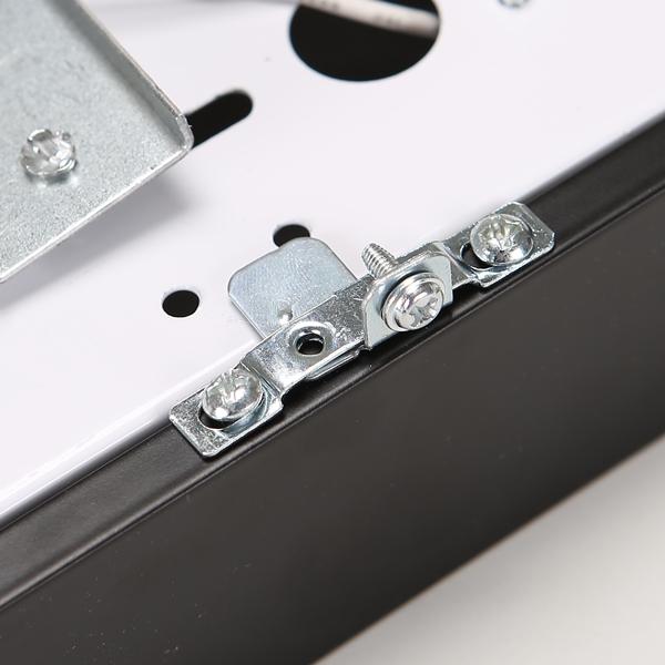 사각 LED센스등 블랙콤비 15w 주광 - 조명천지, 34,600원, 포인트조명, 센서조명