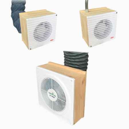 이동식 미니환풍기 테이블환풍기 흡연실 베란다