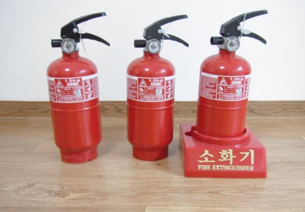 경기행복샵 경기도 중소기업우수제품홍보,장애인기업 생산품 대동ABC 분말 소화기 3.3kg 일반용