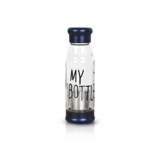 MAKA 내열마이보틀 블루 소 420ml + 파우치(SJ)