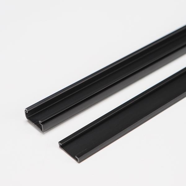 몰딩 쫄대 전선정리대 사각몰딩 흑색 5호 - 조명천지, 1,320원, 장식/부자재, 바닥장식