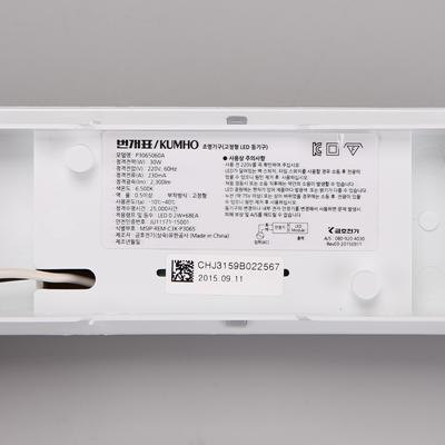 PL등기구 LED 30W 번개표 주광색 금호 - 천지몰, 15,500원, 리빙조명, 방등/천장등