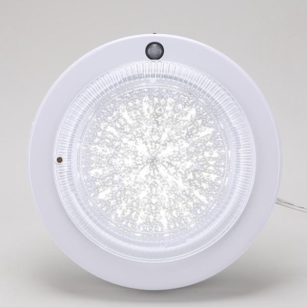 LED 원형센서등 15W 주광색 - 천지몰, 8,000원, 포인트조명, 센서조명