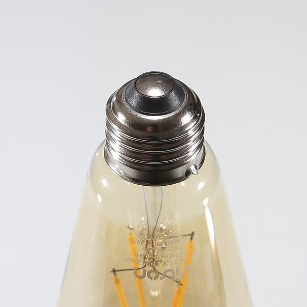 LED에디슨램프 4W E26 전구색 ST64 KS제품 - 천지몰, 6,000원, 전구/조명부속품, 전구