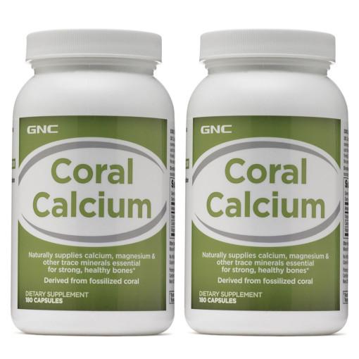 CORAL CALCIUM 180 Caplets