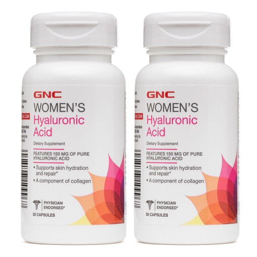 WOMENS HYALURONIC ACID 30 Caplets