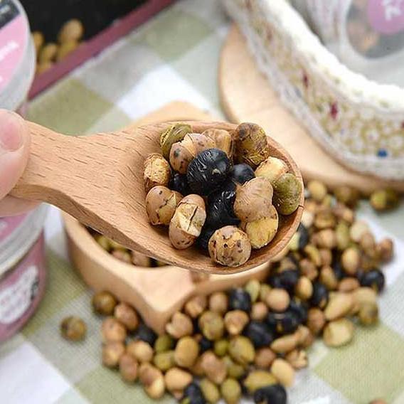 국내산콩 100% 잔다리 하루한줌 볶음콩 선물세트 영양건강간식 청흑서리태