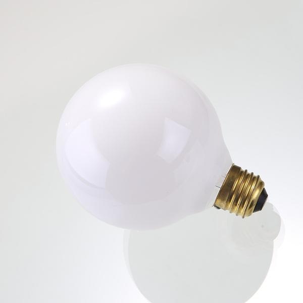 볼램프 볼구 볼전구 G95 60W 유백 일광 - 천지몰, 5,400원, 전구/조명부속품, 전구