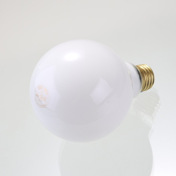 볼램프 볼구 볼전구 G95 40W 유백 일광 - 천지몰, 4,700원, 전구/조명부속품, 전구