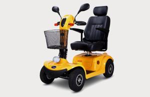 장애인 의료용 전동스쿠터 노인 어르신 전기차 케어라인 나드리200