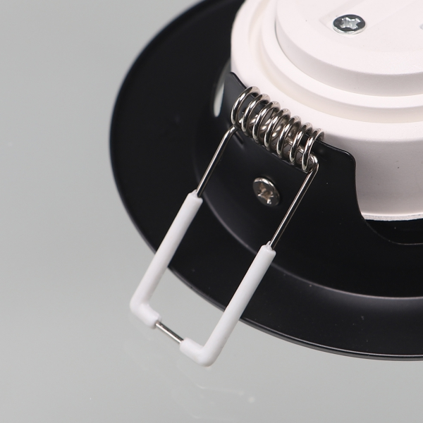 MR16 LED일체형매입등 5W 블랙 전구색 다운라이트3인치 - 천지몰, 8,500원, 전구/조명부속품, 전구