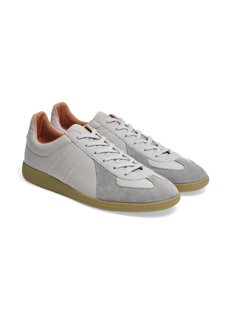 Louis Leather Grey