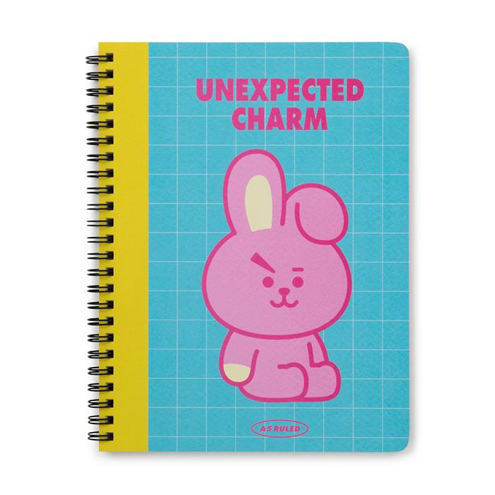 BT21 COOKY A5 Springnote