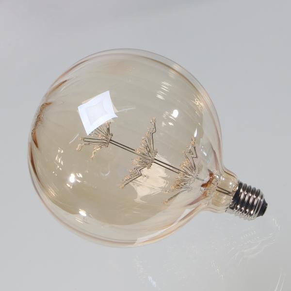LED 에디슨 램프 눈꽃 GS145 1.8W - 천지몰, 14,780원, 전구/조명부속품, 전구