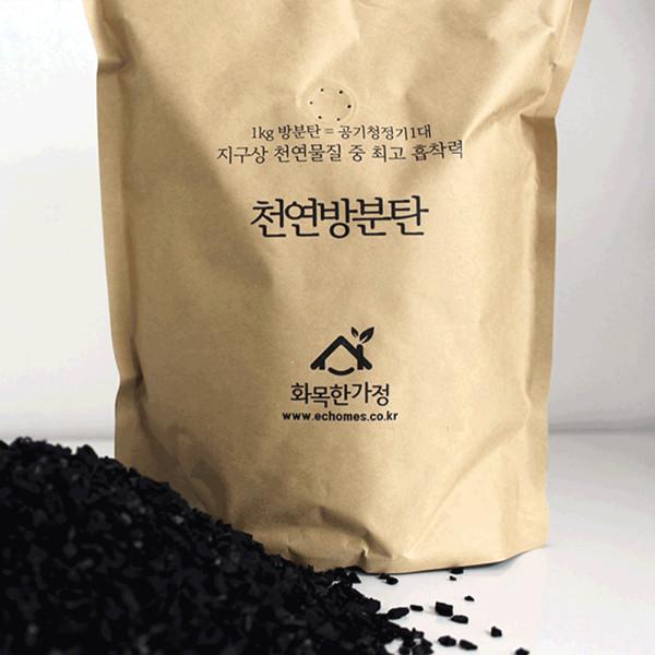 경기행복샵 경기도 중소기업우수제품홍보,새집증후군 천연 방분탄 500g