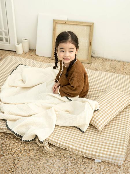 경기행복샵 경기도 중소기업우수제품홍보,어린이집 낮잠이불 세트