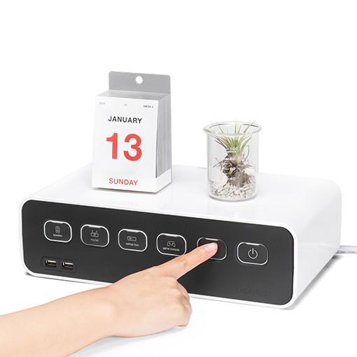 [박스탭] 멀티탭 정리함 / 일반형,USB충전형 전선정리 디자인 멀티탭