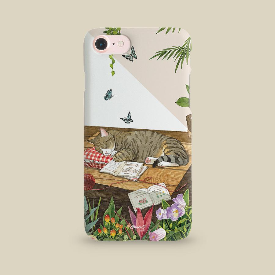스마트 스토어에서 구입가능한 상품입니다. 고양이의 예쁜 꿈.GraceJ (갤럭시 S20 케이스 출시)