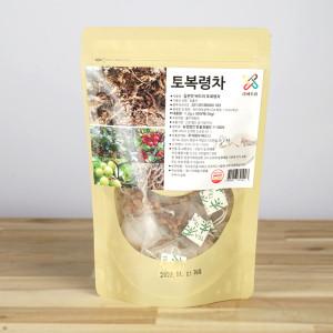 자연산 청미래덩굴 뿌리 토복령 차 30티백