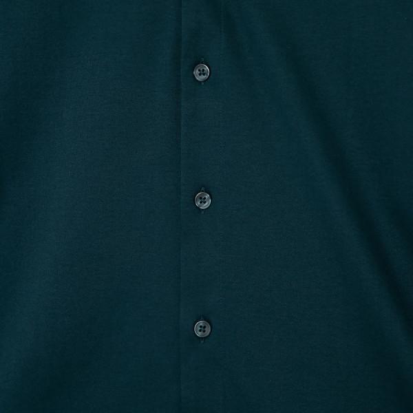 경기행복샵 경기도 중소기업우수제품홍보,지이크 파렌하이트 릴렉스핏 코튼 반팔 그린 오픈넥 셔츠 (FABAD5713)
