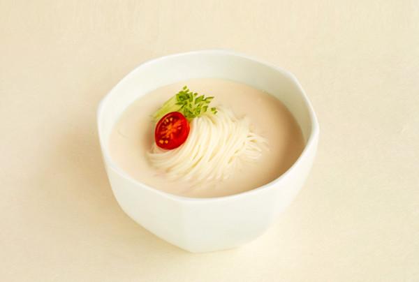 오산함께장터,잔다리마을 진한고 간편한 콩국수 콩물 콩국 340g 5팩