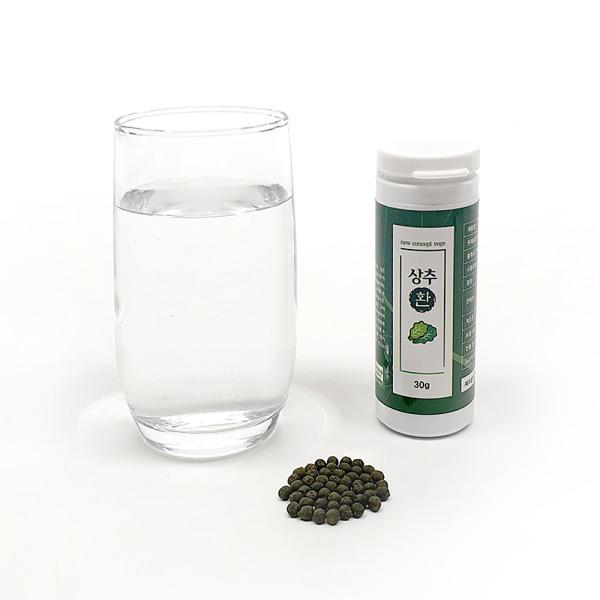 합성첨가물이 들어가지 않은 유기농 상추환 30g 1통