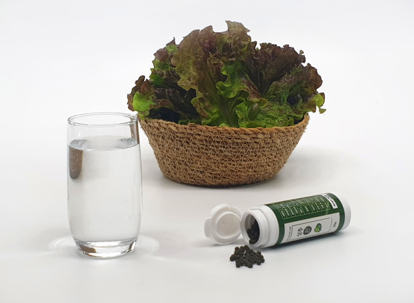 오산함께장터,국내산 유기농100% 상추환30gX2통 수면에좋은환 합성첨가물 ZERO