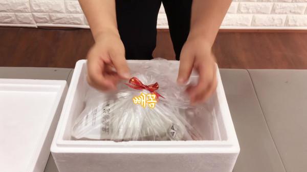 김포시 사회적경제마켓,오리훈제 국내산 한마리 통훈제 바베큐 냉장 1kg