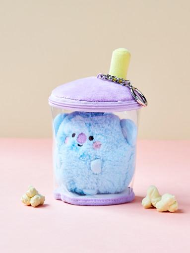 Friends line BT21 KOYA BABY bukeul bubble tea baekcham
