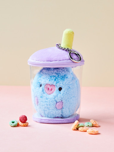 Friends line BT21 MANG BABY bukeul bubble tea baekcham