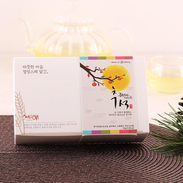 경기행복샵 경기도 중소기업우수제품홍보,[위캔]한가위세트(최소구매수량 2개)