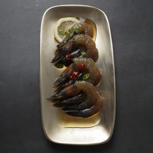 비법 소스 간장&양념 깐새우장 500g