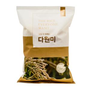 우리쌀 다원미 4kg, 10kg