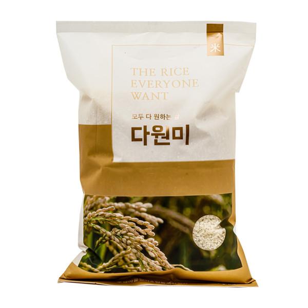김포시 사회적경제마켓,우리쌀 다원미 4kg, 10kg