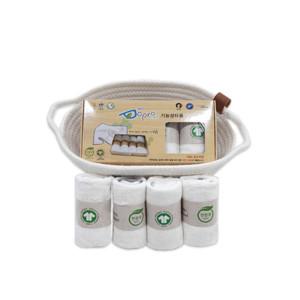 빨아쓰는 행주 에코 아프로 4장 1set - 사회적기업 제품 핸드타월 주방용품