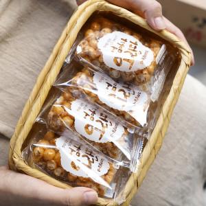 옛날과자 선물세트 강정 수제오란다 수제강정 촉촉한 엄마가오란다 - 24개입
