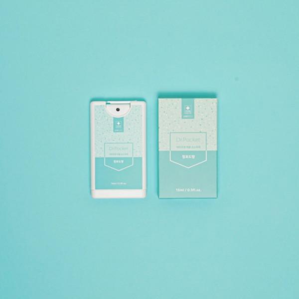 김포시 사회적경제마켓,라비스코 닥터포켓 휴대용 손소독제 살균99% 청포도향