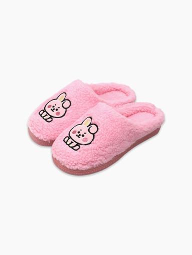 Friends line BT21 COOKY BABY bukeul Slippers