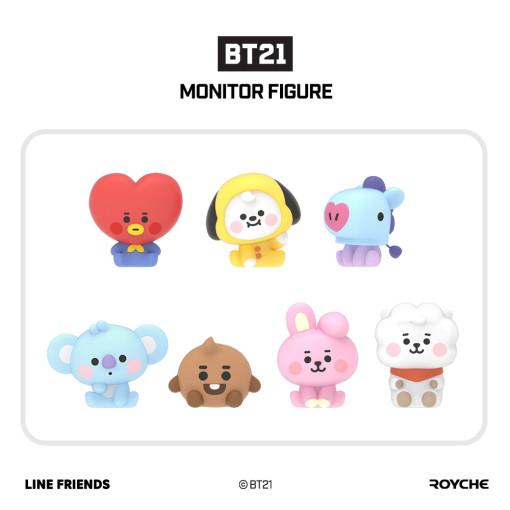 Line Friends BT21 Baby monitor Figures