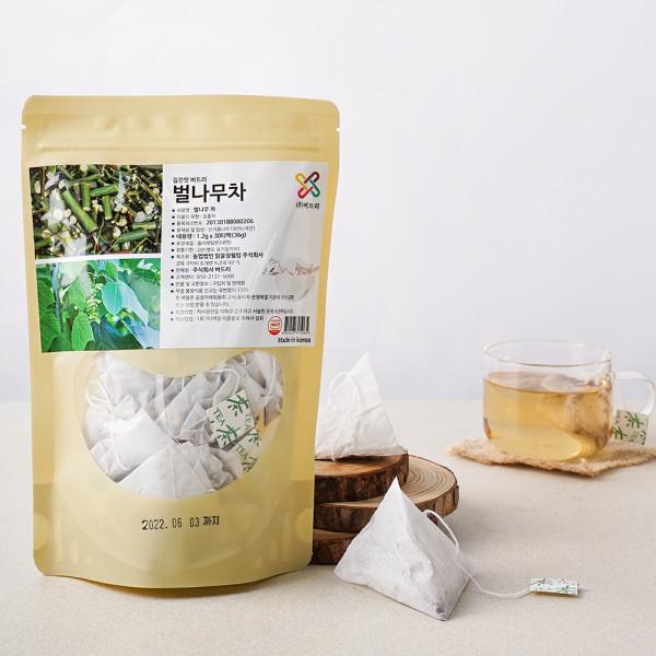 버드리 벌나무차 깊은맛 국내산 30티백 산청목 자연산벌나무 벌나무효능