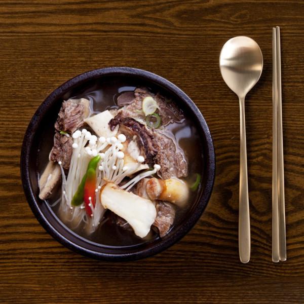 맛들식품 맛있는 국내산 정통 갈비탕 팩 650g