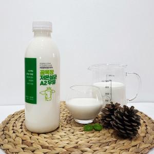 [우유정기배송]목장에서 당일 착유한 무항생제 꿈목장 저온살균 A2우유