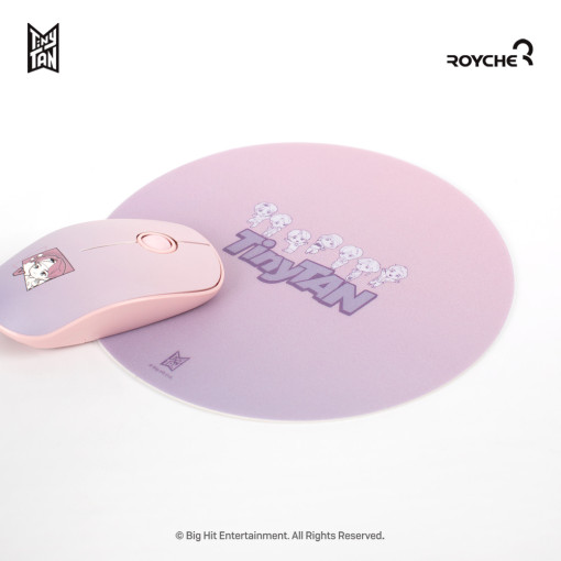 BTS Tiny Tan Mouse Pad