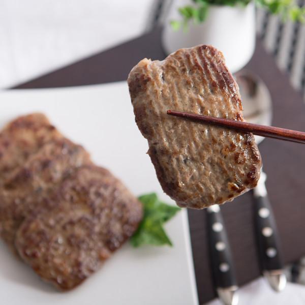 송이버섯 너비아니 500g 국산 송이버섯 소고기 돼지고기 넣은 떡갈비